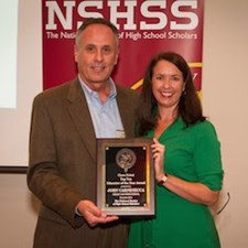 Q&A with NSHSS Top 10 Educator John Carnesecca