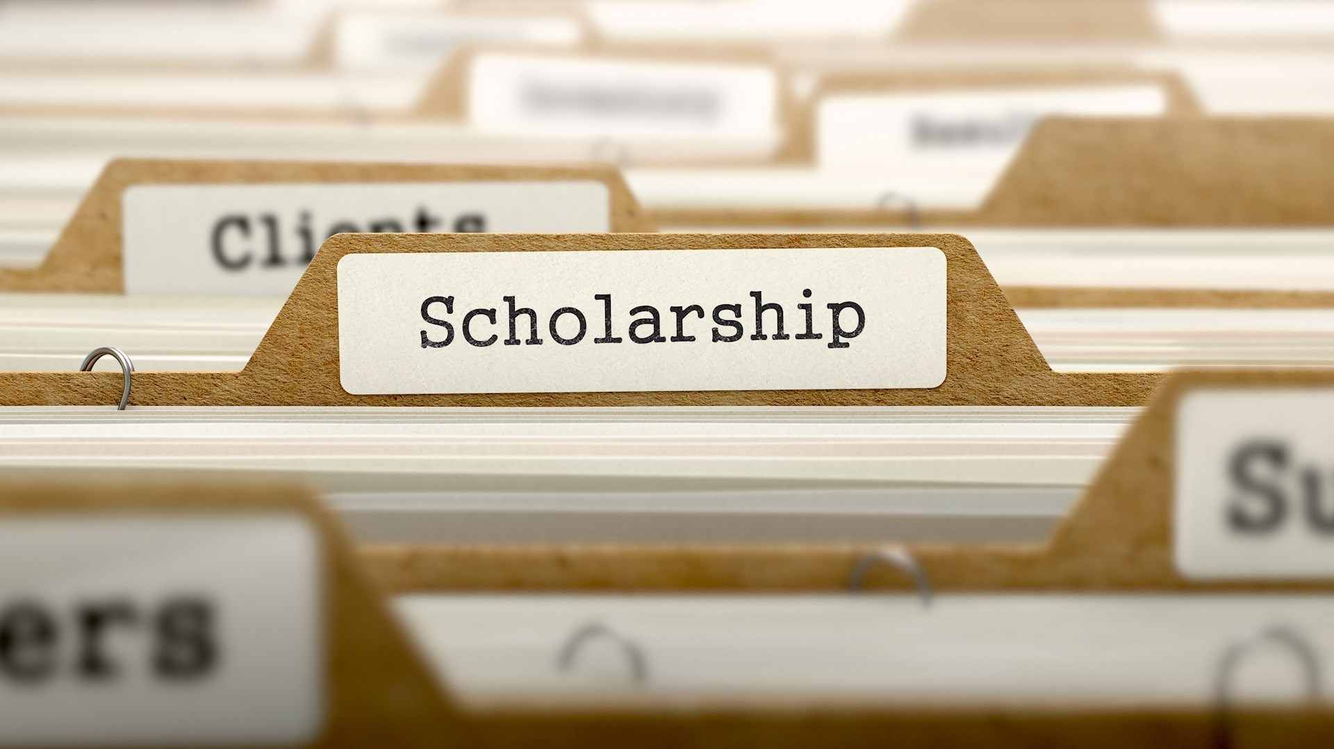 Access Exclusive Company Sponsored Scholarship with NSHSS