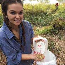 NSHSS Member Taylor Sherer Earns Captain Planet Earth Day Award