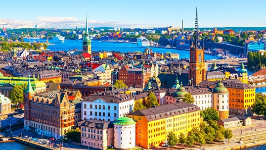 Travel to Stockholm This Summer for Nobel Week