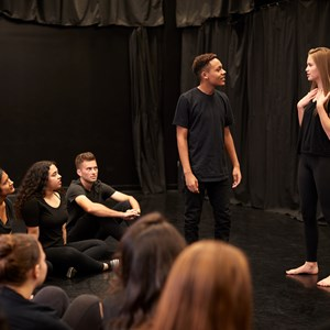 NSHSS Performing Arts: Theater Scholarship 2020